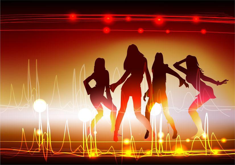 10365441 - neon girls